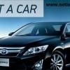 Rent a Car Açmak